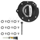 1ASHR00004-Wheel Bearing & Hub Assembly Rear