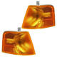 1ALPP00375-1996-03 Volvo VNL VNM Corner Light Pair