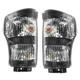 1ALPP00371-GMC W Series Isuzu NR-R Corner Light Pair