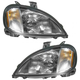 1ALHP00839-Freightliner Columbia Headlight Pair
