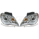 1ALHP00859-2007-08 Chrysler Pacifica Headlight Pair