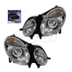 1ALHP00856-Mercedes Benz Headlight Pair