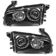1ALHP00879-2008-10 Dodge Charger Headlight Pair