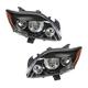 1ALHP00872-2008-10 Scion tC Headlight Pair