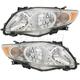 FDBSS00018-2011-16 Ford Splash Guard Pair