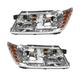 1ALHP00893-2009-10 Dodge Journey Headlight Pair