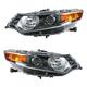 1ALHP00890-2009-10 Acura TSX Headlight Pair