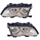 1ALHP00806-2002-05 BMW 320i 325i 330i Headlight Pair
