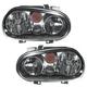 1ALHP00800-Volkswagen Golf Headlight Pair