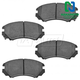 1ABPS00106-Brake Pads  Nakamoto CD924
