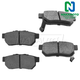 1ABPS00114-Brake Pads Nakamoto MD374