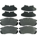 1ABPS00118-Subaru Legacy Legacy Outback Brake Pads Front