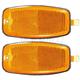 1ALPP00393-Hyundai Santa Fe Tucson Side Marker Light Pair Front