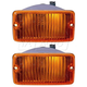 1ALPP00395-1997-00 Jeep Wrangler Parking Light Pair