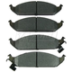 1ABPS00123-Brake Pads Front