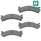 1ABPS00129-Brake Pads Front