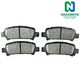 1ABPS00128-Subaru Brake Pads Rear