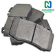 1ABPS00133-Mercedes Benz Brake Pads Front