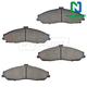 1ABPS00032-Brake Pads Nakamoto CD731