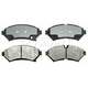 1ABPS00034-1998-02 Cadillac Seville Brake Pads