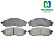 1ABPS00030-Nissan Frontier Xterra Brake Pads Front