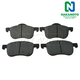 1ABPS00029-Volvo Brake Pads Front Nakamoto MD794