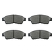 1ABPS00026-Brake Pads Front  Nakamoto MD562