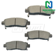 1ABPS00020-Brake Pads Rear Nakamoto MD883