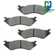 1ABPS00021-Dodge Brake Pads