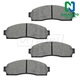 1ABPS00018-Brake Pads Front