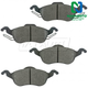 1ABPS00053-2000-04 Ford Focus Brake Pads