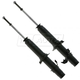1ASSP00086-Acura CL Honda Accord Shock Absorber Front Pair