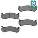 1ABPS00046-Brake Pads Nakamoto MD785