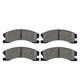 1ABPS00047-Jeep Grand Cherokee Brake Pads Front Nakamoto MD945