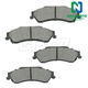 1ABPS00071-Brake Pads  Nakamoto MD729