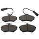 1ABPS00079-Volkswagen Brake Pads