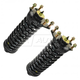 1ASSP00064-Dodge Nitro Jeep Liberty Shock & Spring Assembly Front Pair