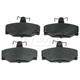 1ABPS00092-Volvo Brake Pads