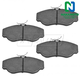 1ABPS00096-Land Rover Brake Pads