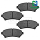 1ABPS00098-Brake Pads Front