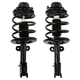 1ASSP00040-Strut & Spring Assembly Pair