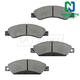 1ABPS00083-Brake Pads Front