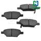 1ABPS00087-Brake Pads Rear