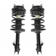 1ASSP00055-1993-98 Mercury Villager Nissan Quest Strut & Spring Assembly Pair