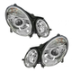 1ALHP00797-Mercedes Benz Headlight Pair