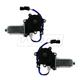 1AWMK00066-Subaru Power Window Motor Pair