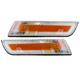 1ALPP00239-1995-97 Mercury Grand Marquis Corner Light Pair