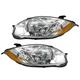 1ALHP00743-Mitsubishi Eclipse Headlight Pair