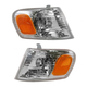 1ALPP00244-2001-02 Toyota Corolla Corner Light Pair
