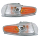 1ALPP00248-Chrysler LHS New Yorker Corner Light Pair